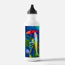 Blue Fish Water Bottle