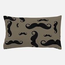 Cute Mustache Pillow Case