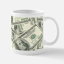Cute Hundred dollar bill Mug