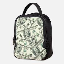 Cute Benjamin Neoprene Lunch Bag