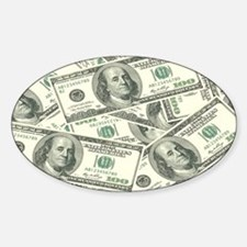 Cute Money Decal