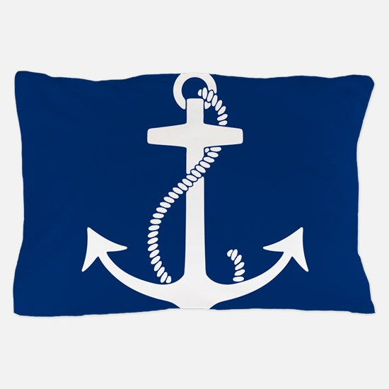 Cute Nautical Pillow Case