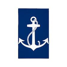 Cute Nautical Area Rug