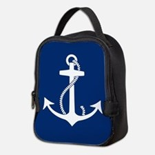 Unique Anchor Neoprene Lunch Bag