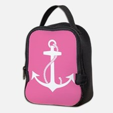 Cool Anchor Neoprene Lunch Bag