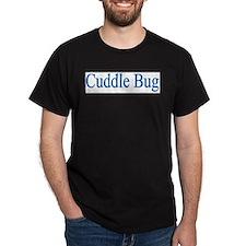 Cuddle Bug Blue T-Shirt