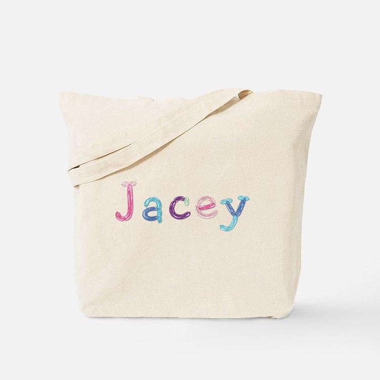 Jacey Princess Balloons Tote Bag