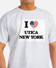I love Utica New York T-Shirt