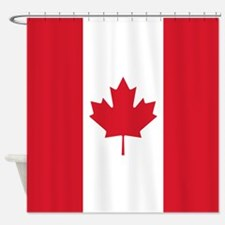 Cute Canadian Shower Curtain