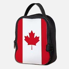 Funny Canada Neoprene Lunch Bag