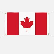 Cute Canadian Banner