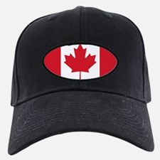 Cute Canada flag Baseball Hat
