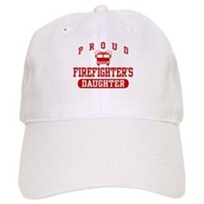 Proud Firefighter's Daughter Hat