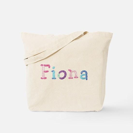 Fiona Princess Balloons Tote Bag