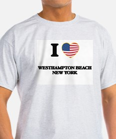I love Westhampton Beach New York T-Shirt