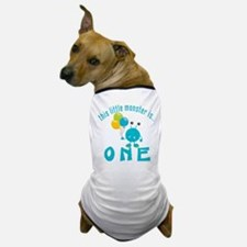 1st Monster Birthday Dog T-Shirt