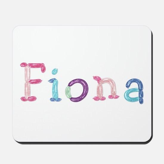 Fiona Princess Balloons Mousepad