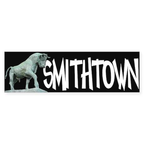 Smithtown bumper sticker