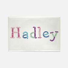 Hadley Princess Balloons Rectangle Magnet