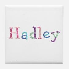 Hadley Princess Balloons Tile Coaster