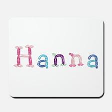 Hanna Princess Balloons Mousepad