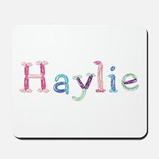 Haylie Princess Balloons Mousepad