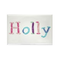 Holly Princess Balloons Rectangle Magnet 100 Pack