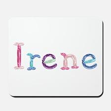 Irene Princess Balloons Mousepad