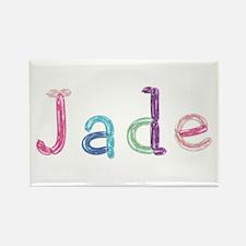 Jade Princess Balloons Rectangle Magnet