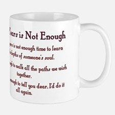Golden Anniversary - Not Enough Mug