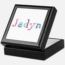Jadyn Princess Balloons Keepsake Box