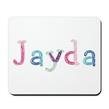 Jayda Princess Balloons Mousepad