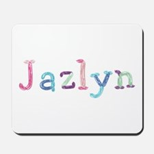 Jazlyn Princess Balloons Mousepad