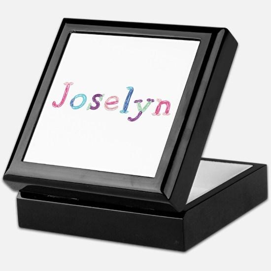 Joselyn Princess Balloons Keepsake Box