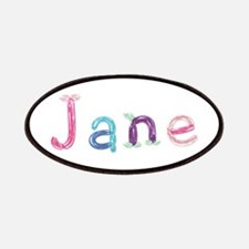 Jane Princess Balloons Patch