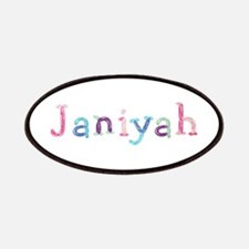 Janiyah Princess Balloons Patch