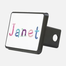 Janet Princess Balloons Hitch Cover