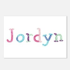 Jordyn Princess Balloons Postcards 8 Pack