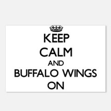 Keep Calm and Buffalo Win Postcards (Package of 8)