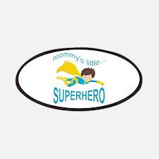 Cute Mommy's Little Super Hero - Boy Patch