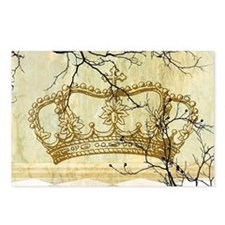 Cute Royal Postcards (Package of 8)