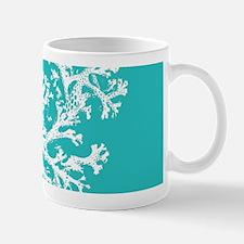 Unique Aqua Mug