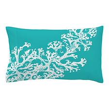 Cute Aqua Pillow Case