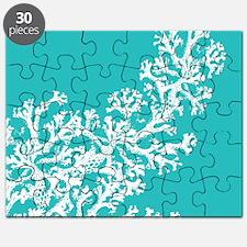 Cute Aqua Puzzle
