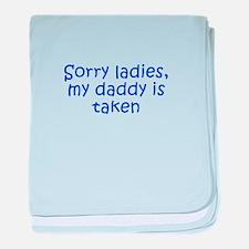 Sorry ladies my daddy is taken-Kri blue 300 baby b