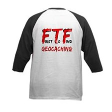 FTF Geocaching Back Image Tee