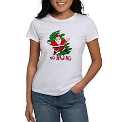 Ho Ho Ho Santa Women's T-Shirt