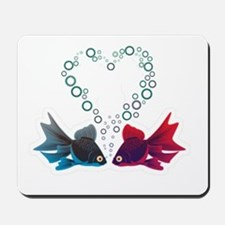 And they call it fishy love. Mousepad