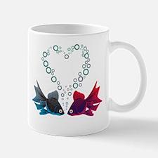 And they call it fishy love. Mug