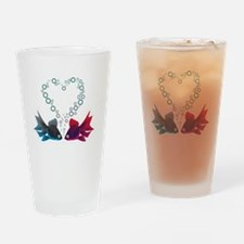 And they call it fishy love. Drinking Glass